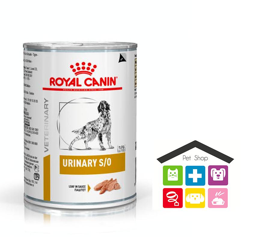 Royal Canin Cane | Linea VET | Urinary - 410 gr (lattina)