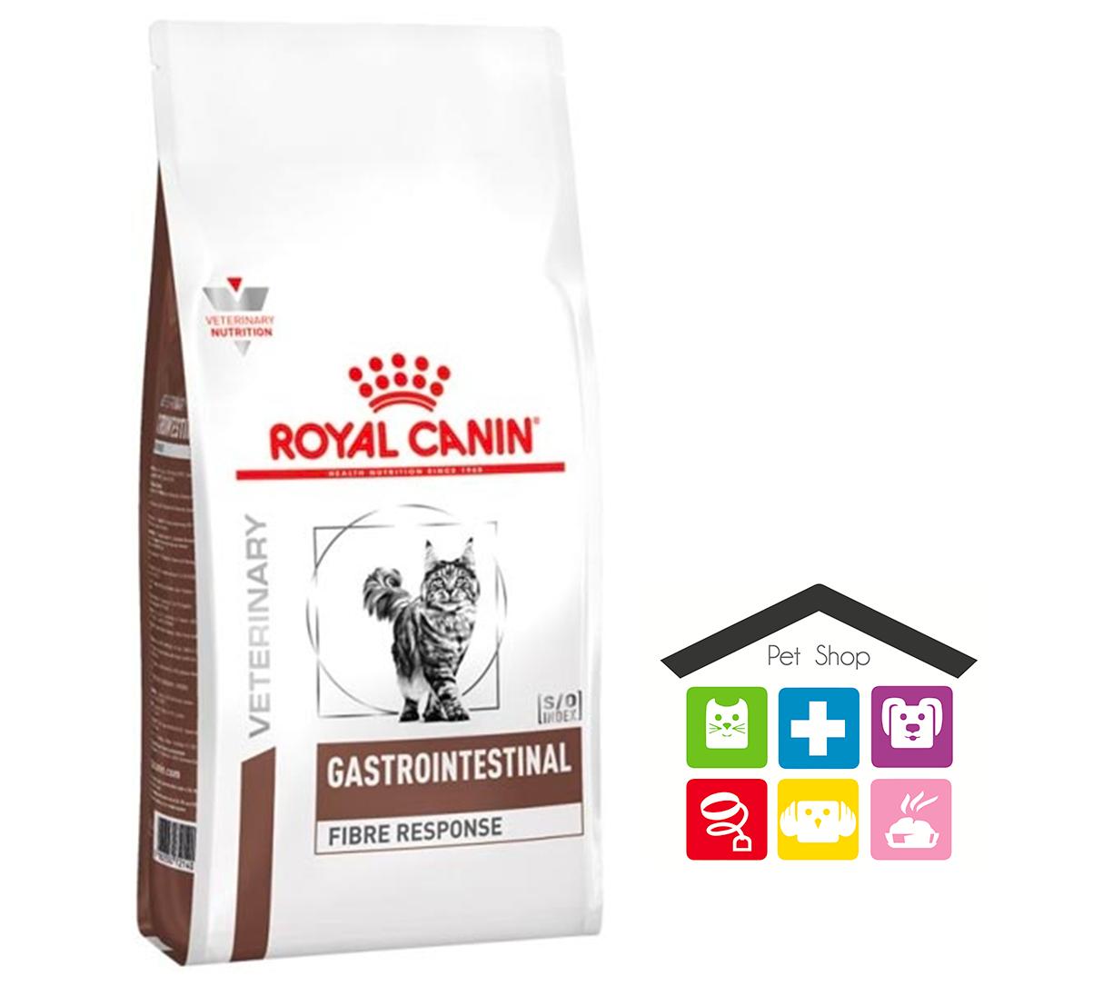 Royal Canin Gatto | Linea VET | Fiber Response - 2Kg
