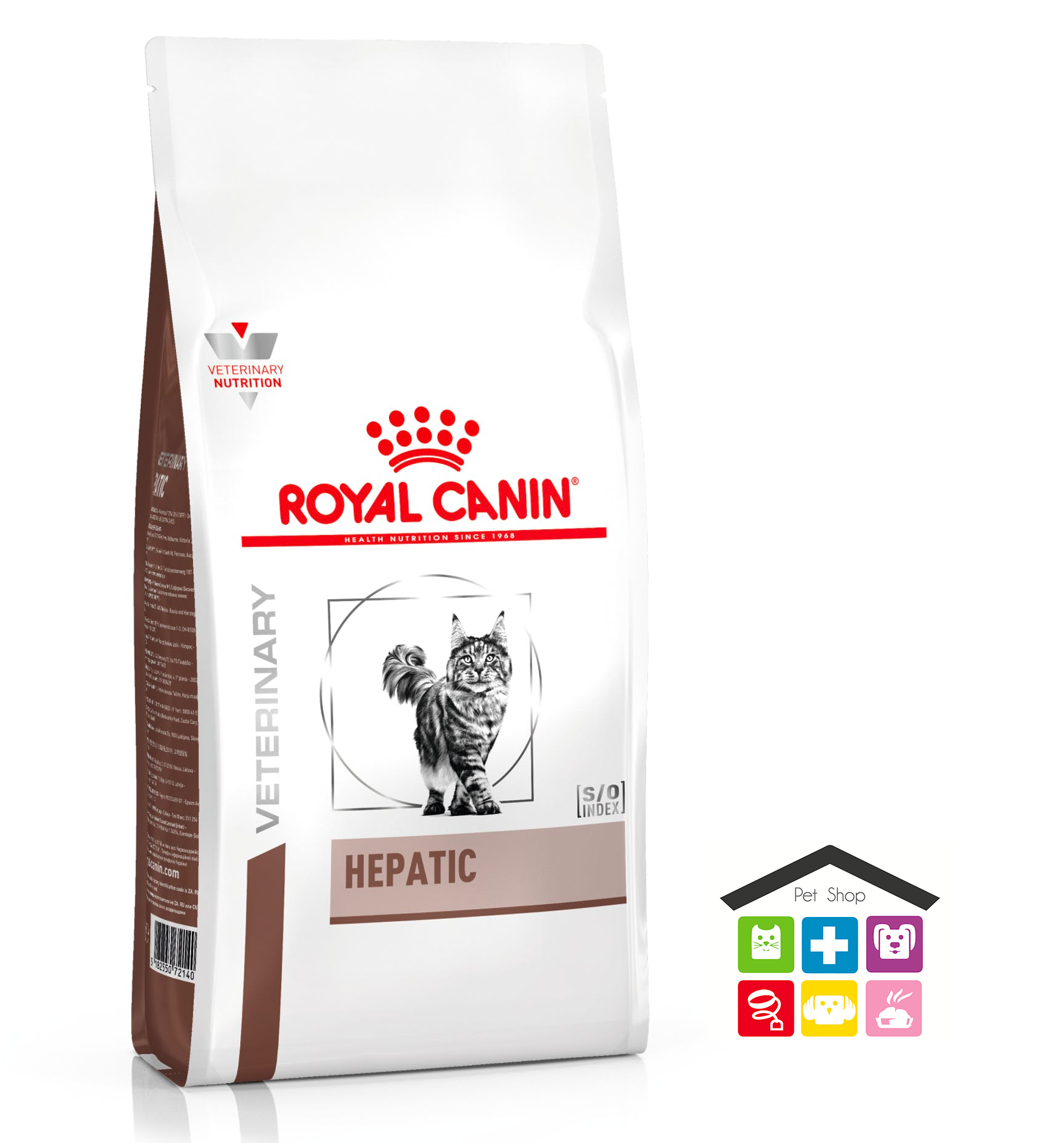 Royal Canin Gatto | Linea VET | Hepatic - 2 Kg