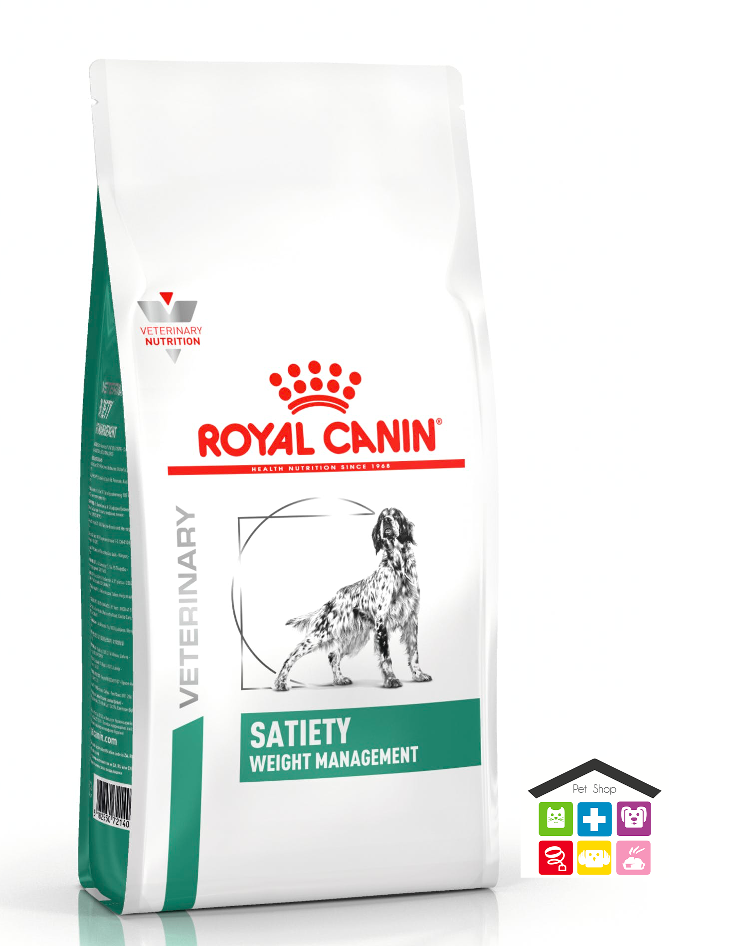 Royal Canin Cane | Linea Vet | Satiety Support Weight Management -2 kg