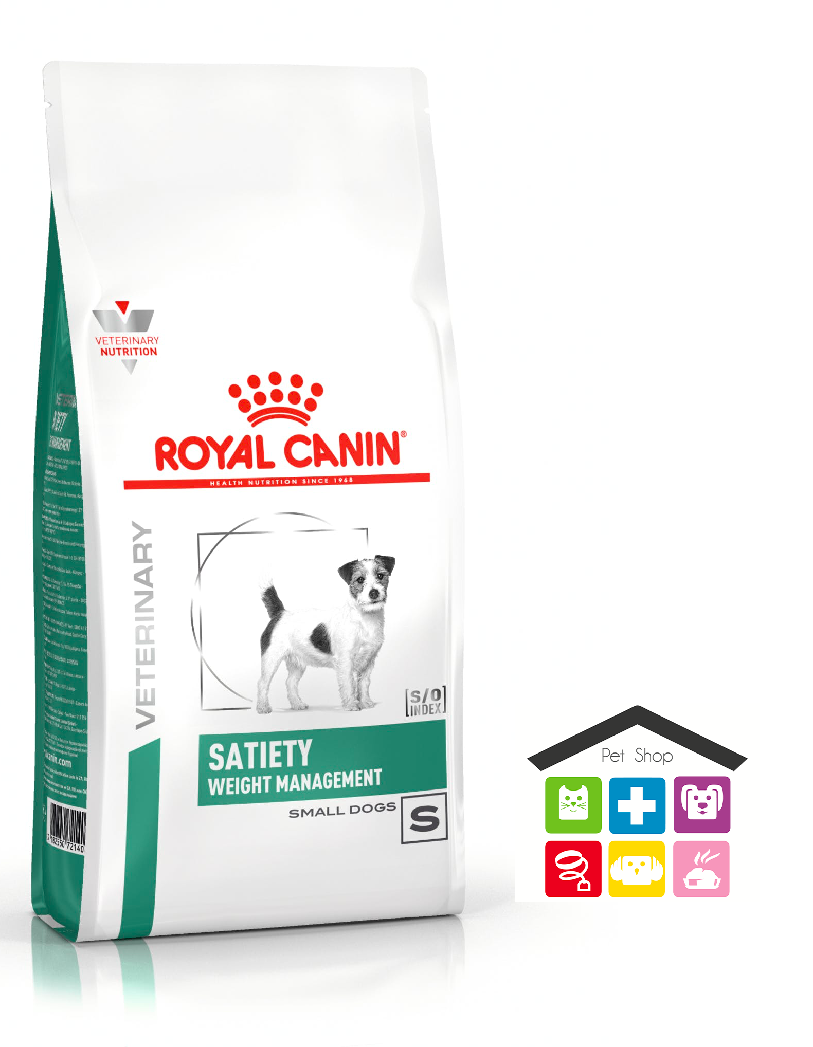 Royal Canin Cane | Linea Vet | Satiety Small Dog - 1.5/3/8 Kg