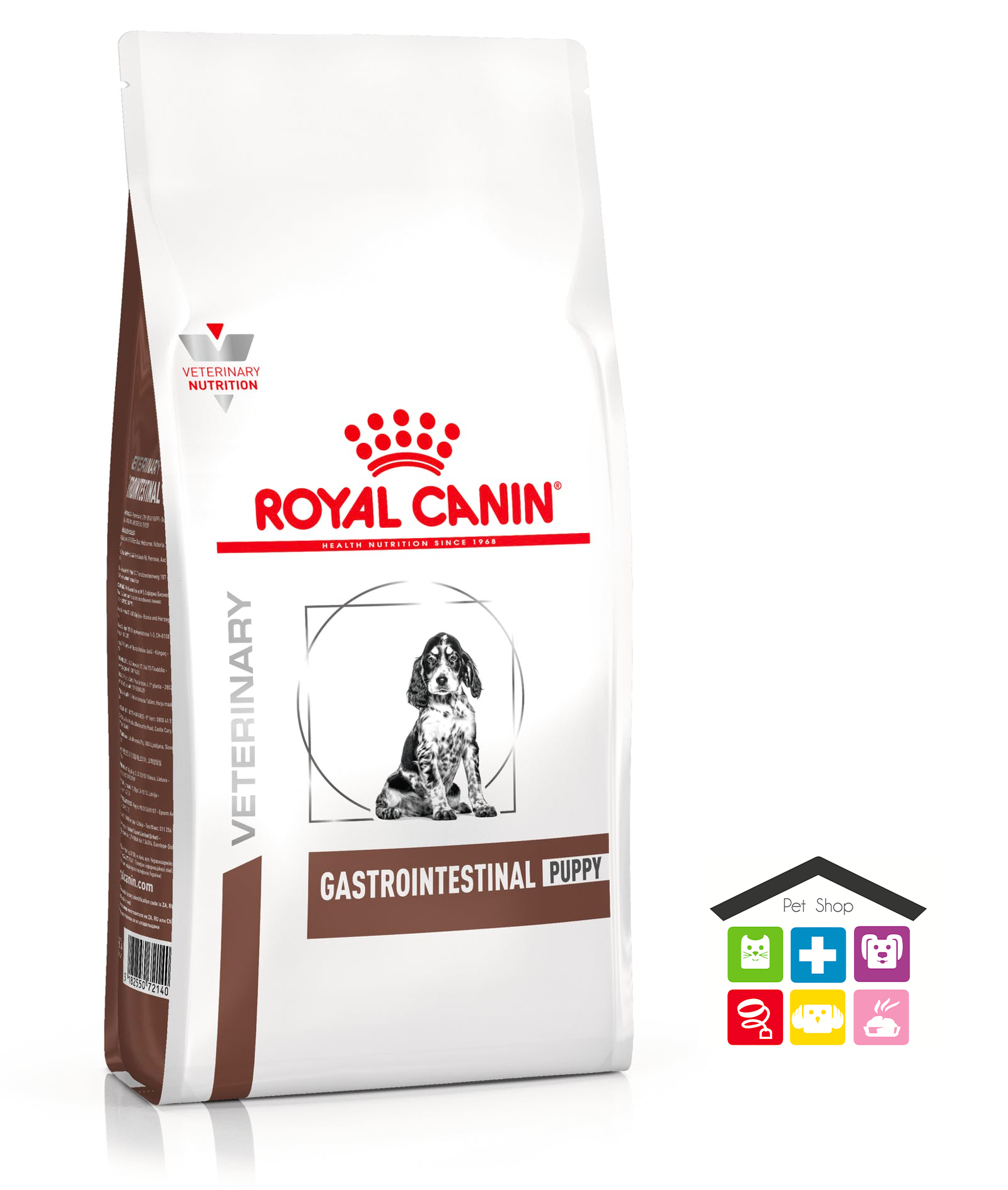 Royal Canin Cane | Linea VET | Gastro Intestinal Junior - 2.5