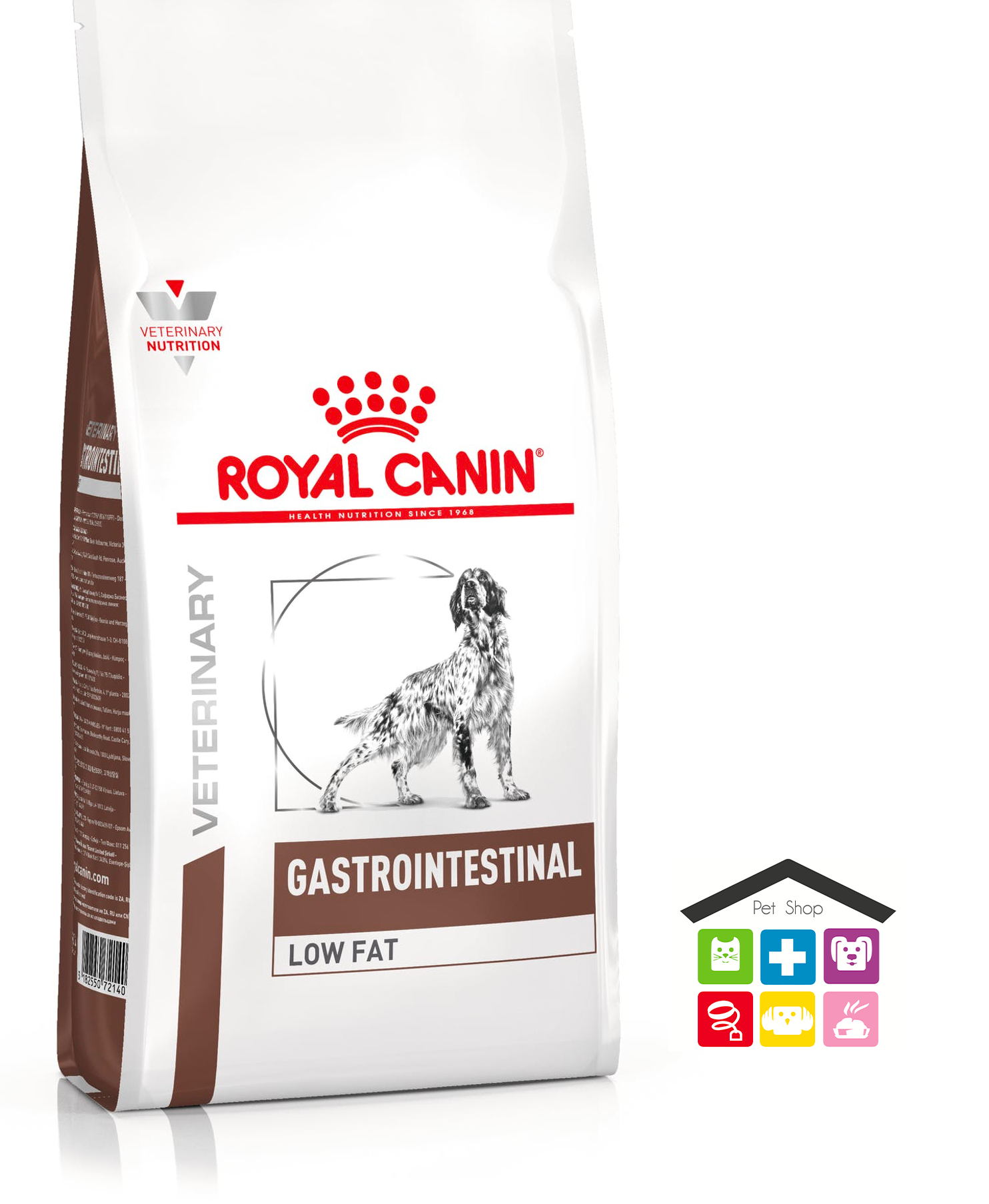 Royal Canin Cane | Linea VET | Gastro Intestinal Low Fat - 1.5