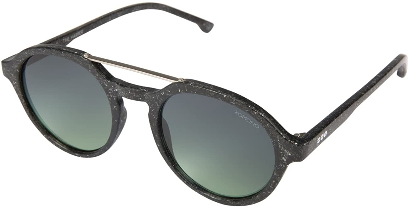 Occhiali Komono Core Harper Black Zonnebril