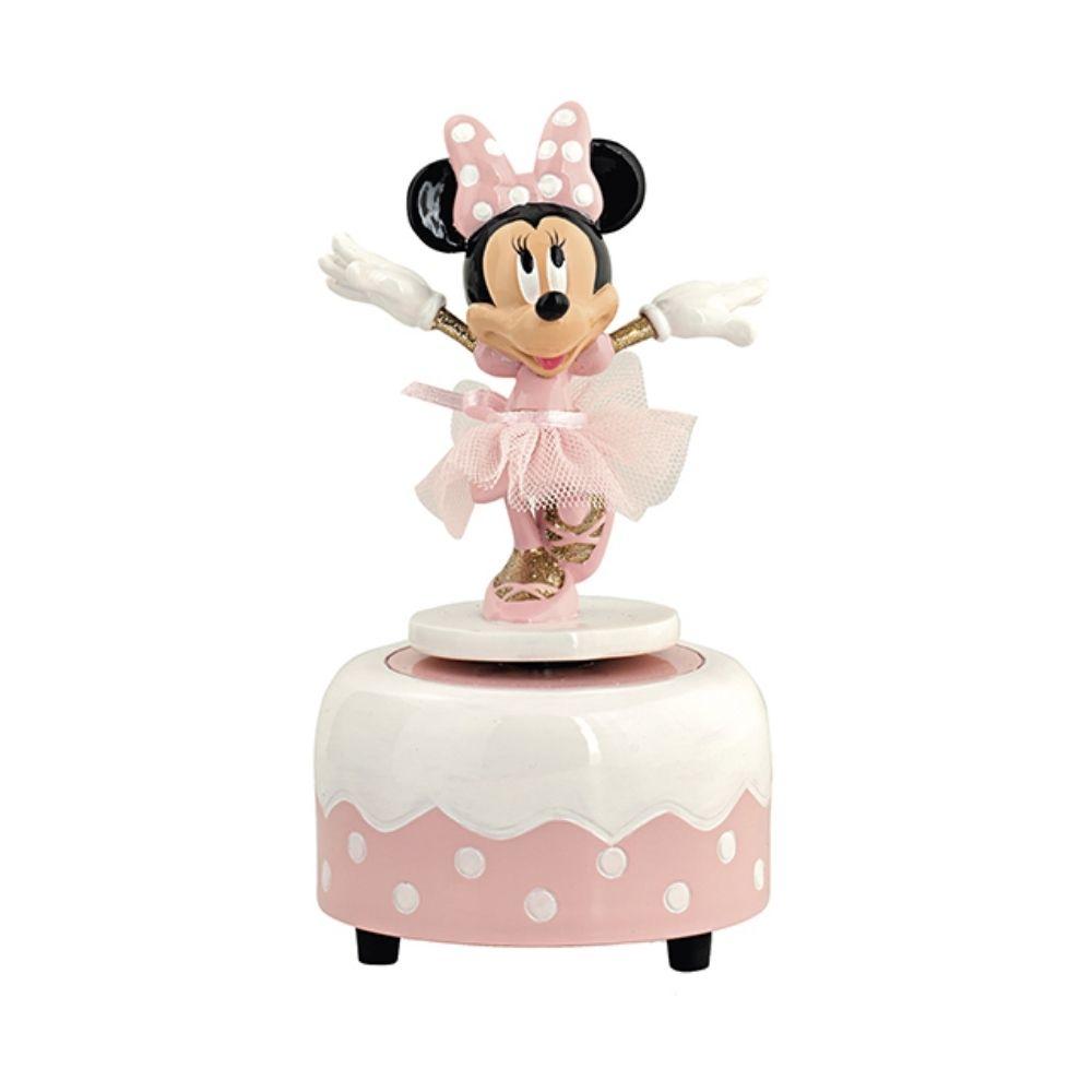 Carillon musicale Minnie ballerina