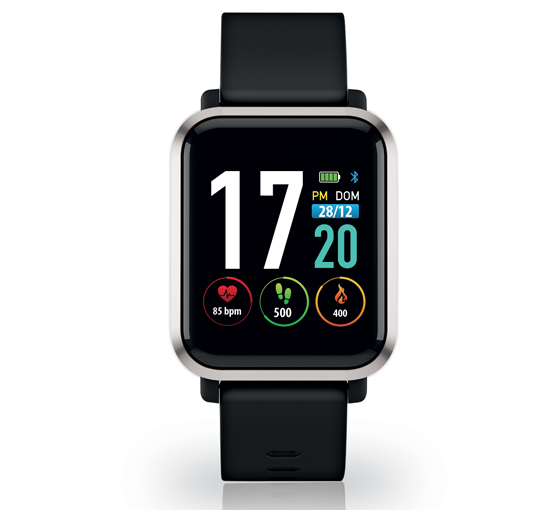 TECHMADE Smartwatch Stark Collection - Silver