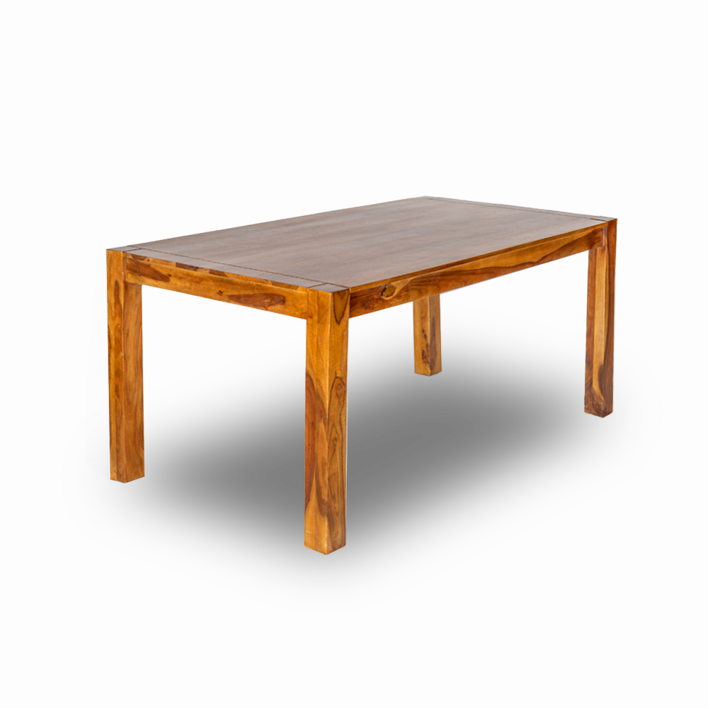 Tavolo in legno di palissandro indiano