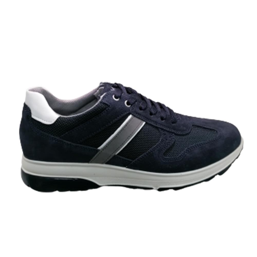 Sneakers Uomo IMAC 702000 BLU 72161/018 GRIGIO  -10
