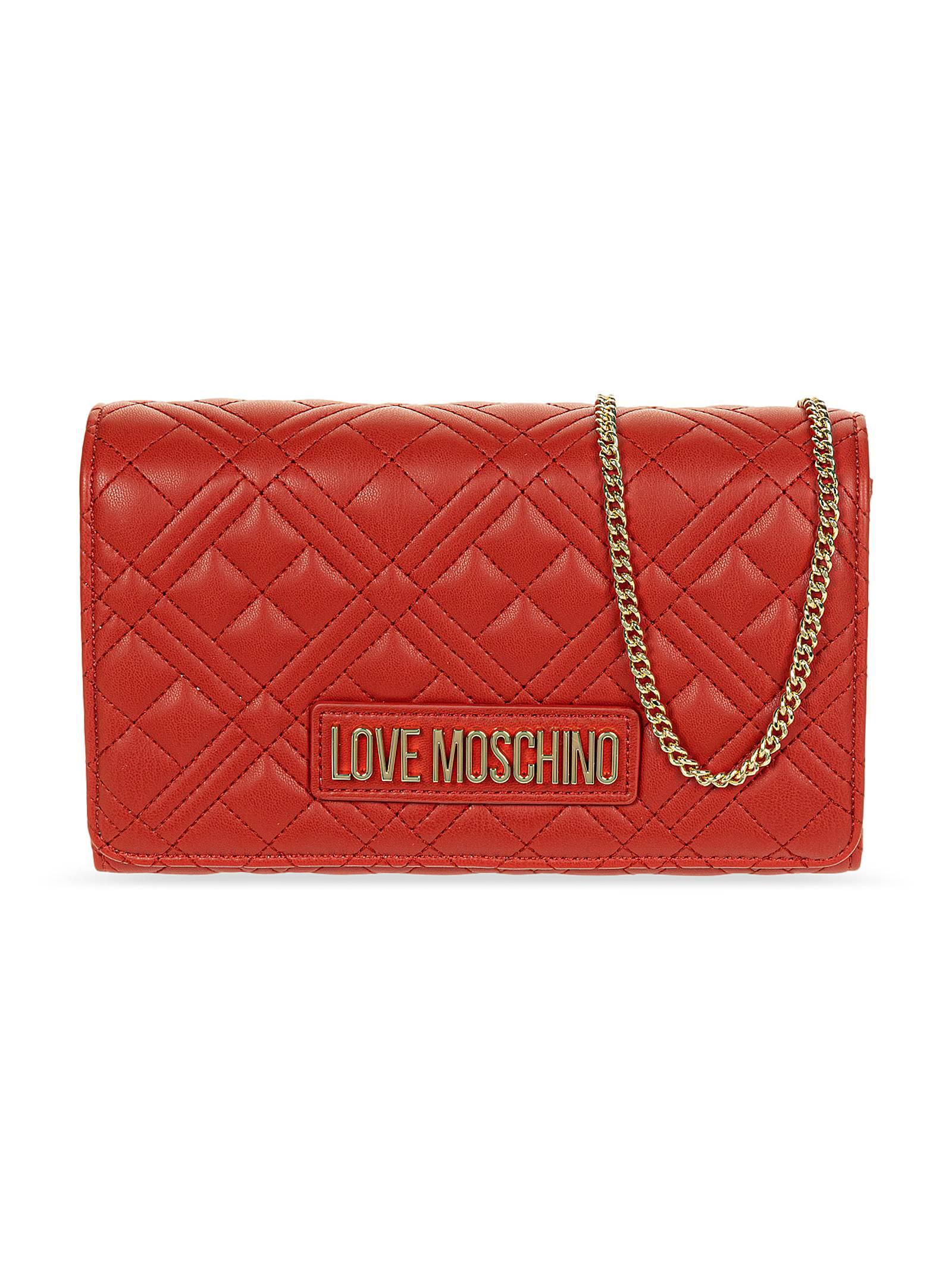 Love Moschino Borsa a Tracolla Rossa
