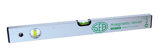 Livella magnetica professionale mm 200 Seb 1078 Cm 20