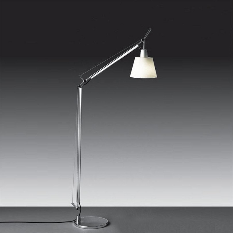 ARTEMIDE LAMPADA TOLOMEO BASCULANTE READING FLOOR