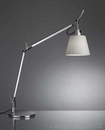 ARTEMIDE LAMPADA TOLOMEO BASCULANTE TAVOLO