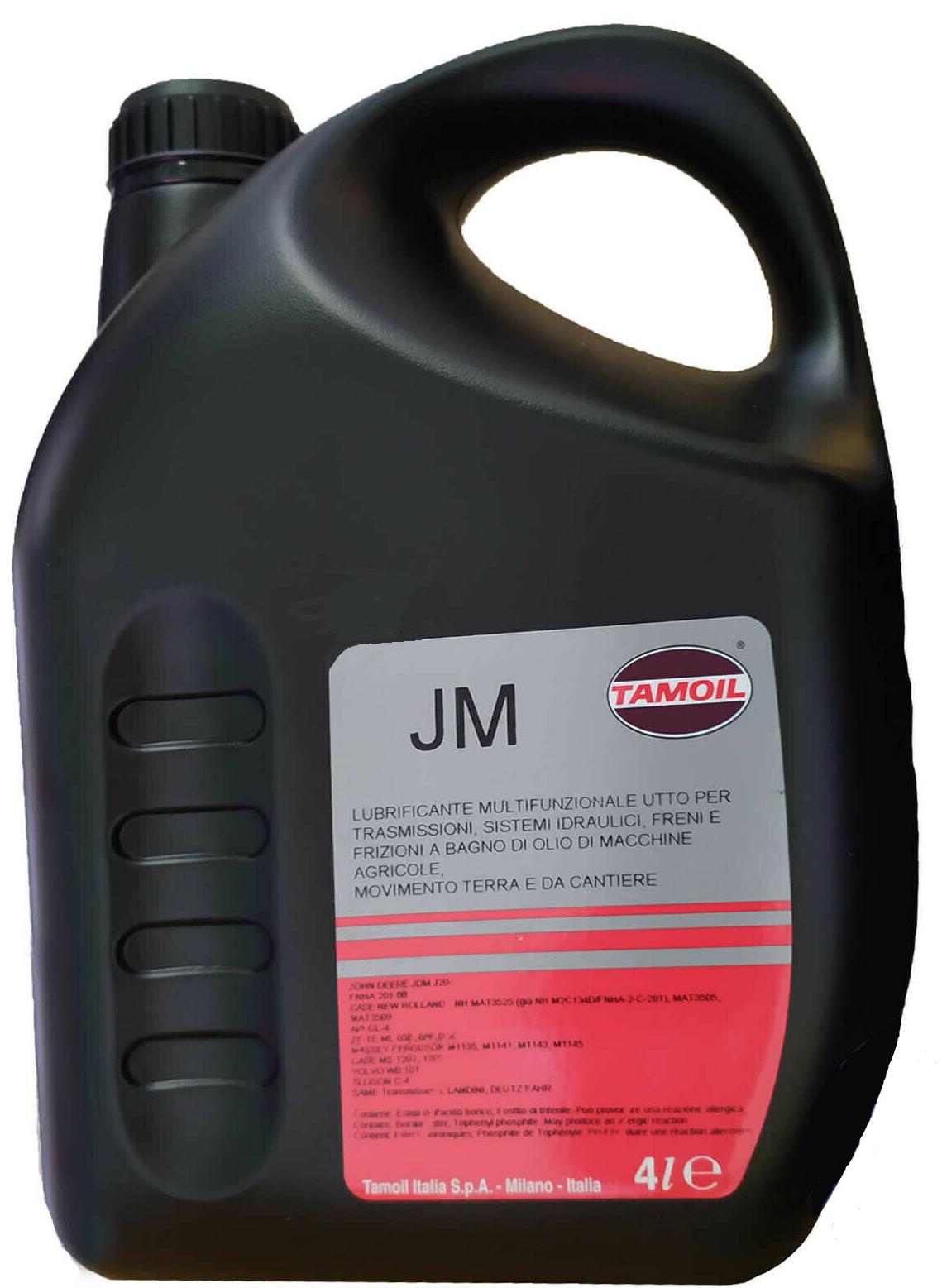 Tamoil JM 10w/30 barattolo 4 Litri