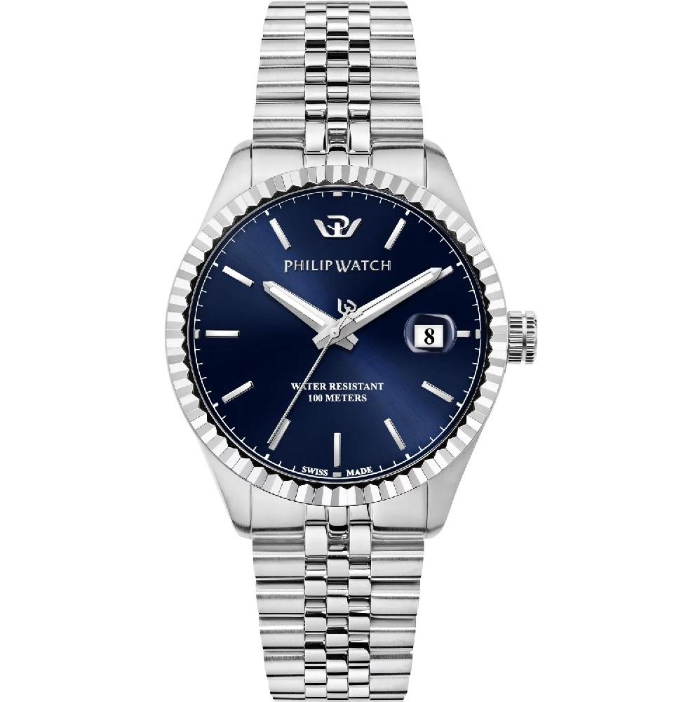 Philip Watch Caribe, Quadrante blu