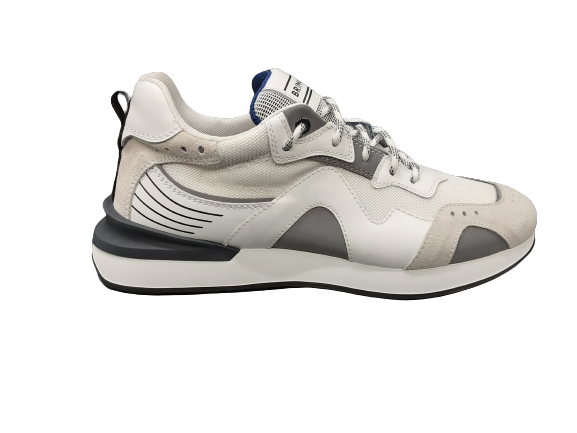 Scarpa Sneaker Running   colore bianco   marca Brimarts