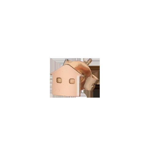 Mono orecchino Casetta