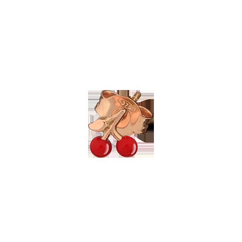 Mono orecchino Ciliegia