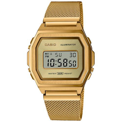 Casio Vintage Collection A1000MG-9EF