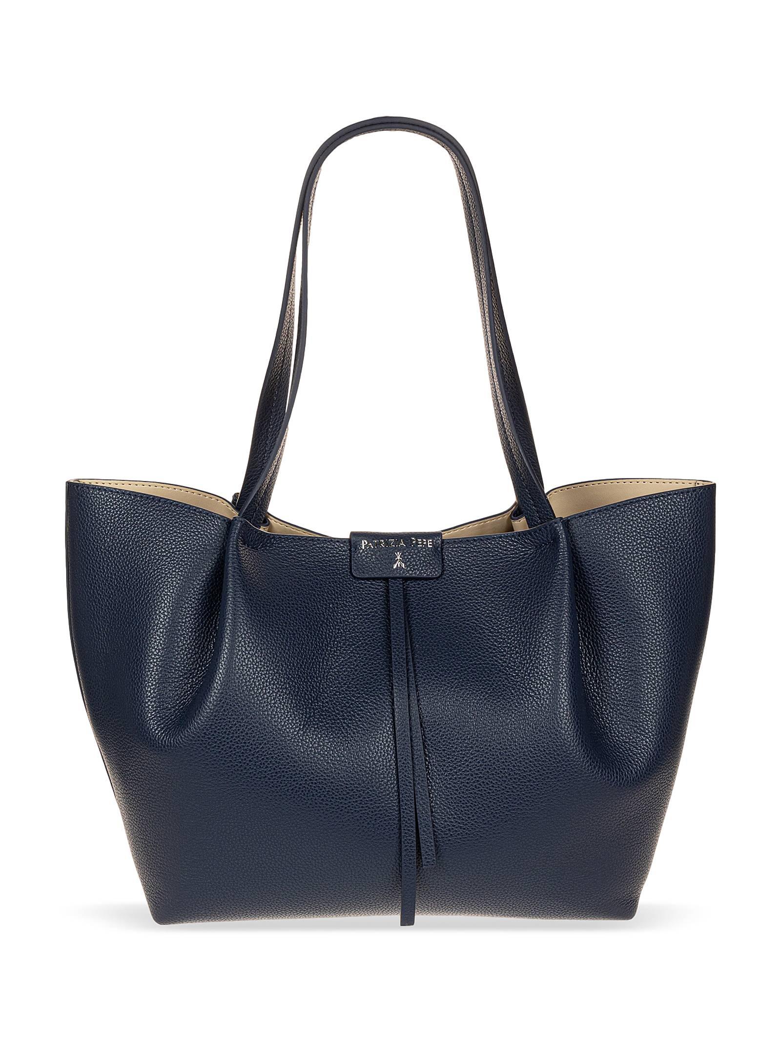 Patrizia Pepe Shopping Donna Blu