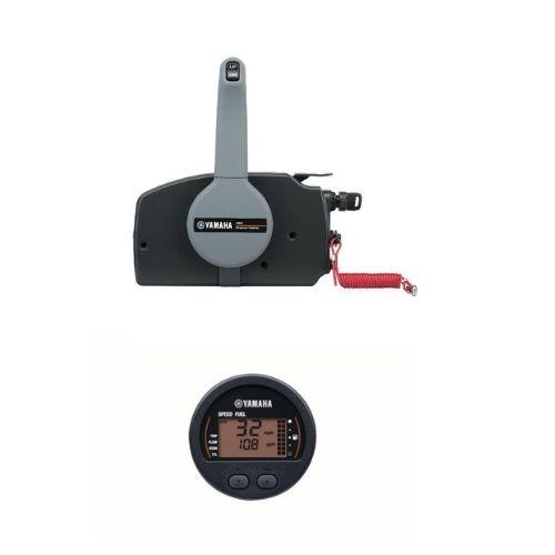 Rigging kit  2 - Yamaha Laterale - Tacometro