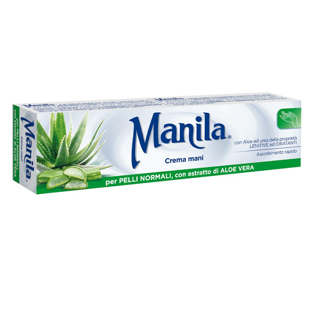 MANILA Crema Mani con Aloe Vera 100ml