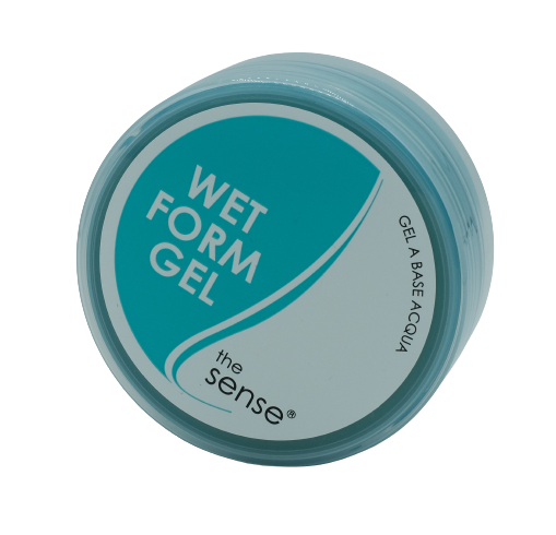 Wet form gel