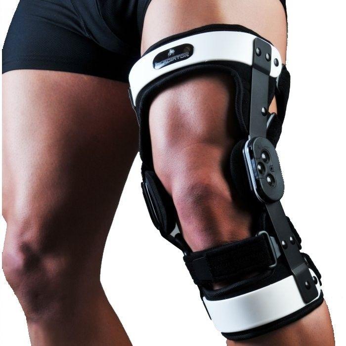 Operazione al ginocchio: dalla ginnastica alle ginocchiere sportive
