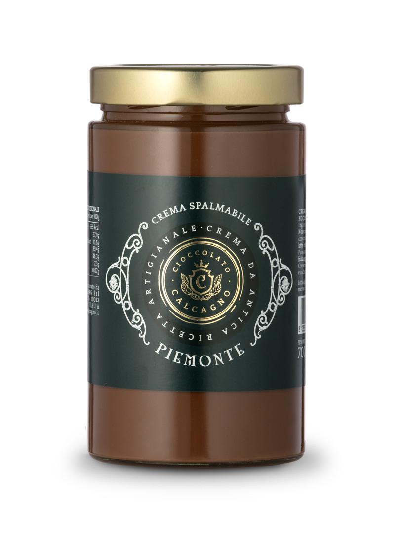 Crema Spalmabile Piemonte (700 g)