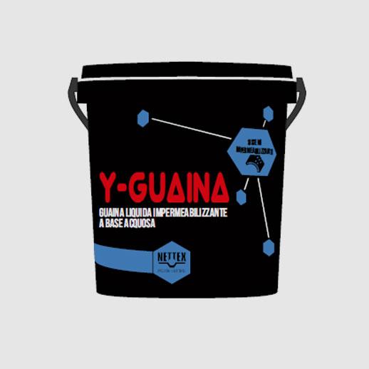 Y-GUAINA IMPERMEABILIZZANTE KG 20