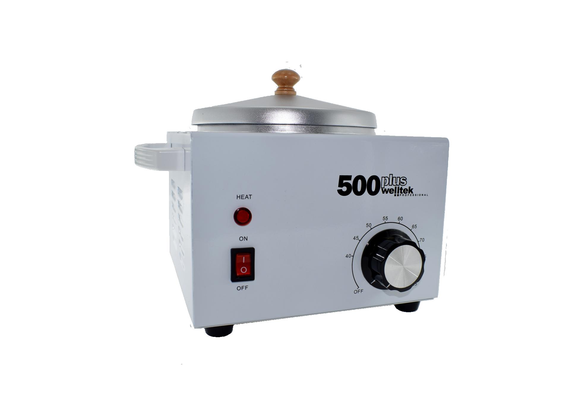 Welltek 500 plus - Scaldacera professionale 500ml