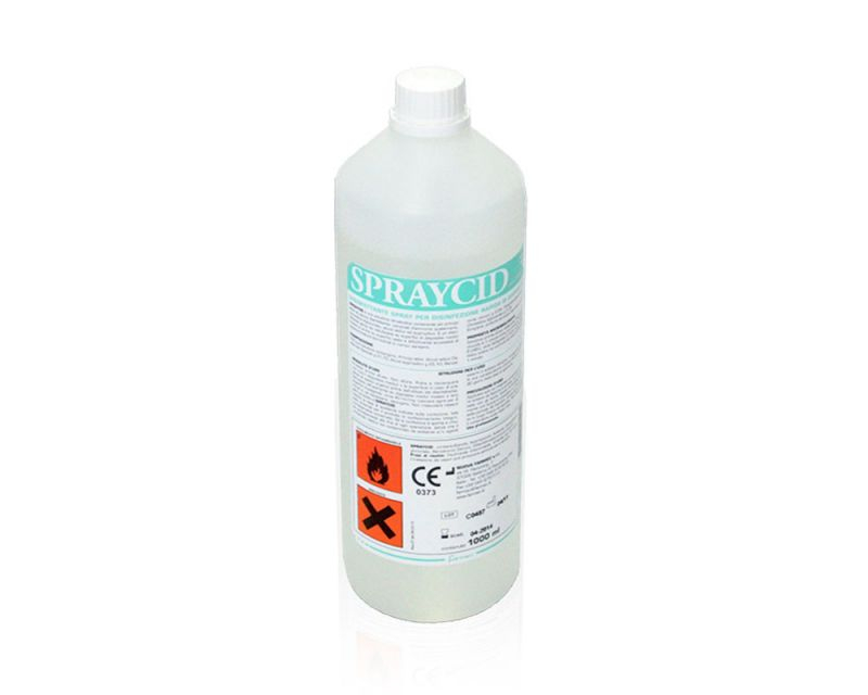 Nuova Farmec - Spraycid disinfettante spray 1000ml