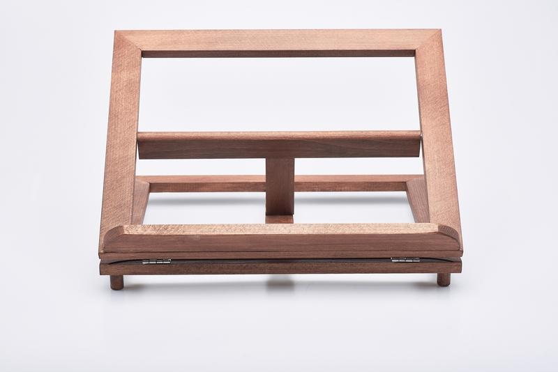 Leggio in legno 28x34