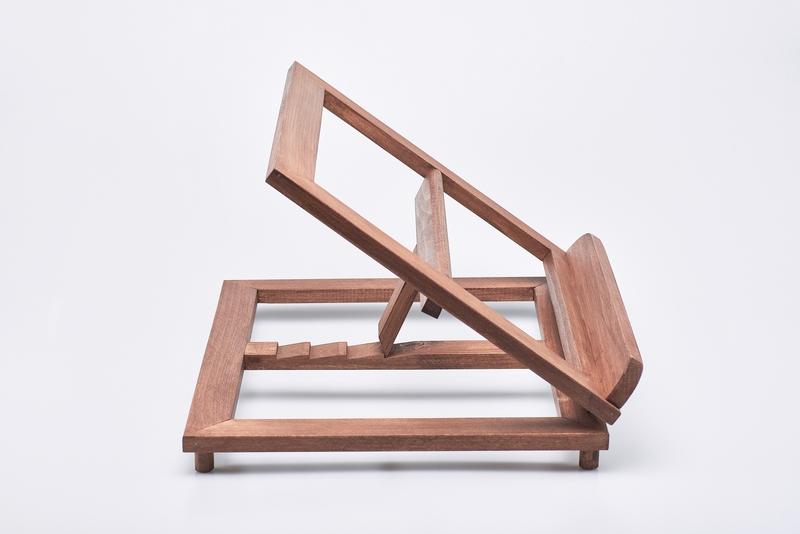 Leggio in legno 32x40