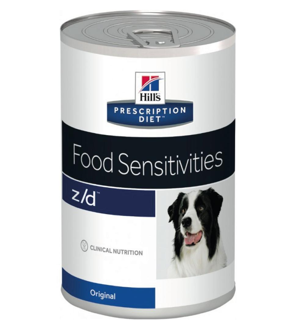 Hill's - Prescription Diet Canine - z/d - 370g x 12 lattine