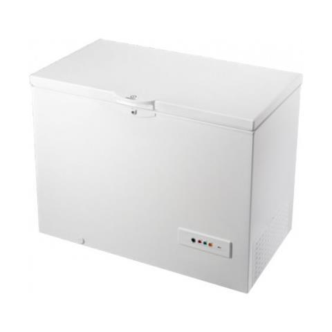 INDESIT Congelatore Orizzontale OS 1A 250 H Classe A+ Capacità Netta 251 Litri Colore Bianco