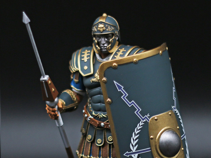 *PREORDER* Combatants Fight for Glory - GLADIATOR Praetorian Guard by XesRay studio