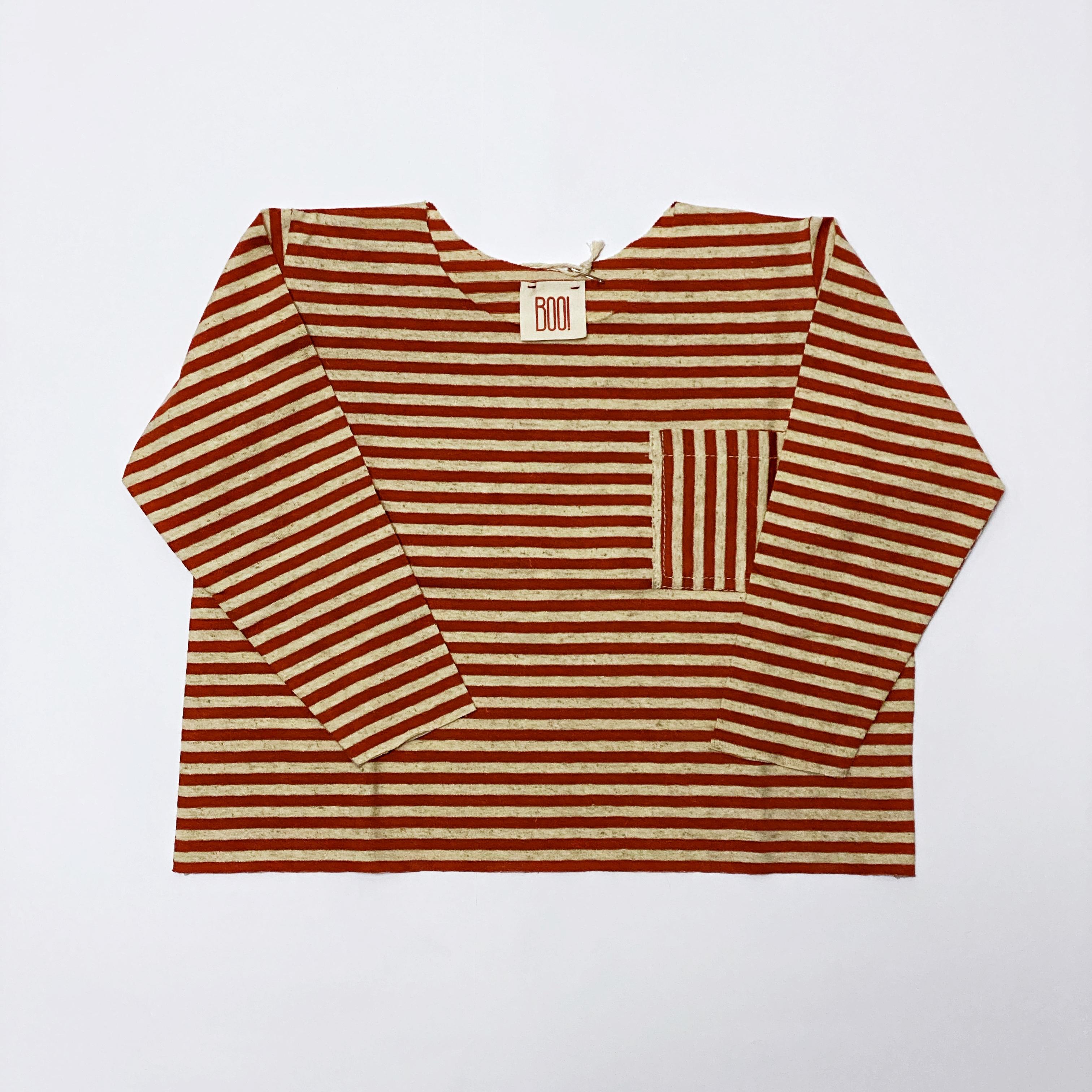 shirt m/l riga ruggine