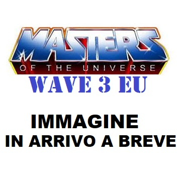 *PREORDER* Masters of the Universe ORIGINS Wave 3 EU: FISTO by Mattel 2021