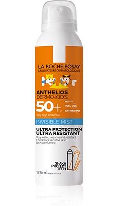 Anthelios dermo-pediatrics 50+ aerosol invisibile 125ml