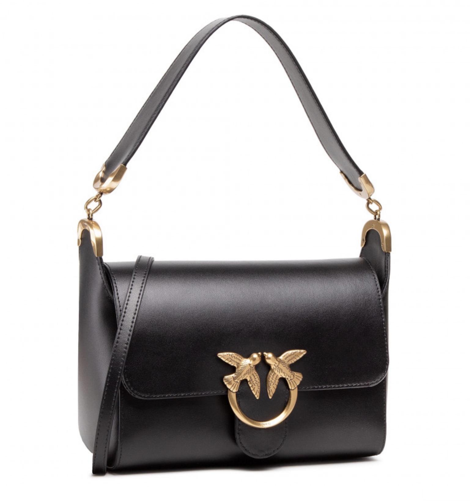 Love Shoulder Bag Simply - PINKO