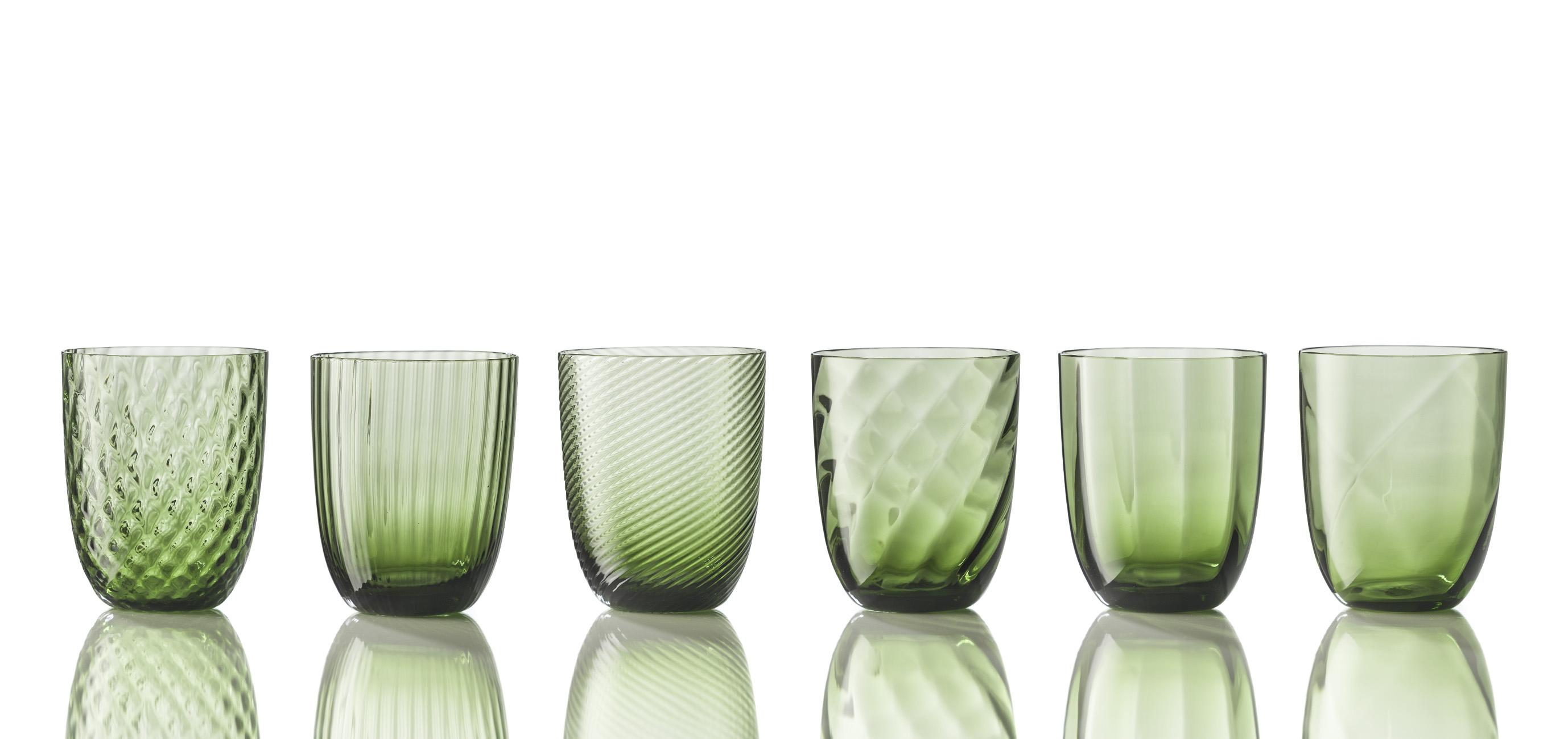 Collezione Idra Colore Verde Soraya