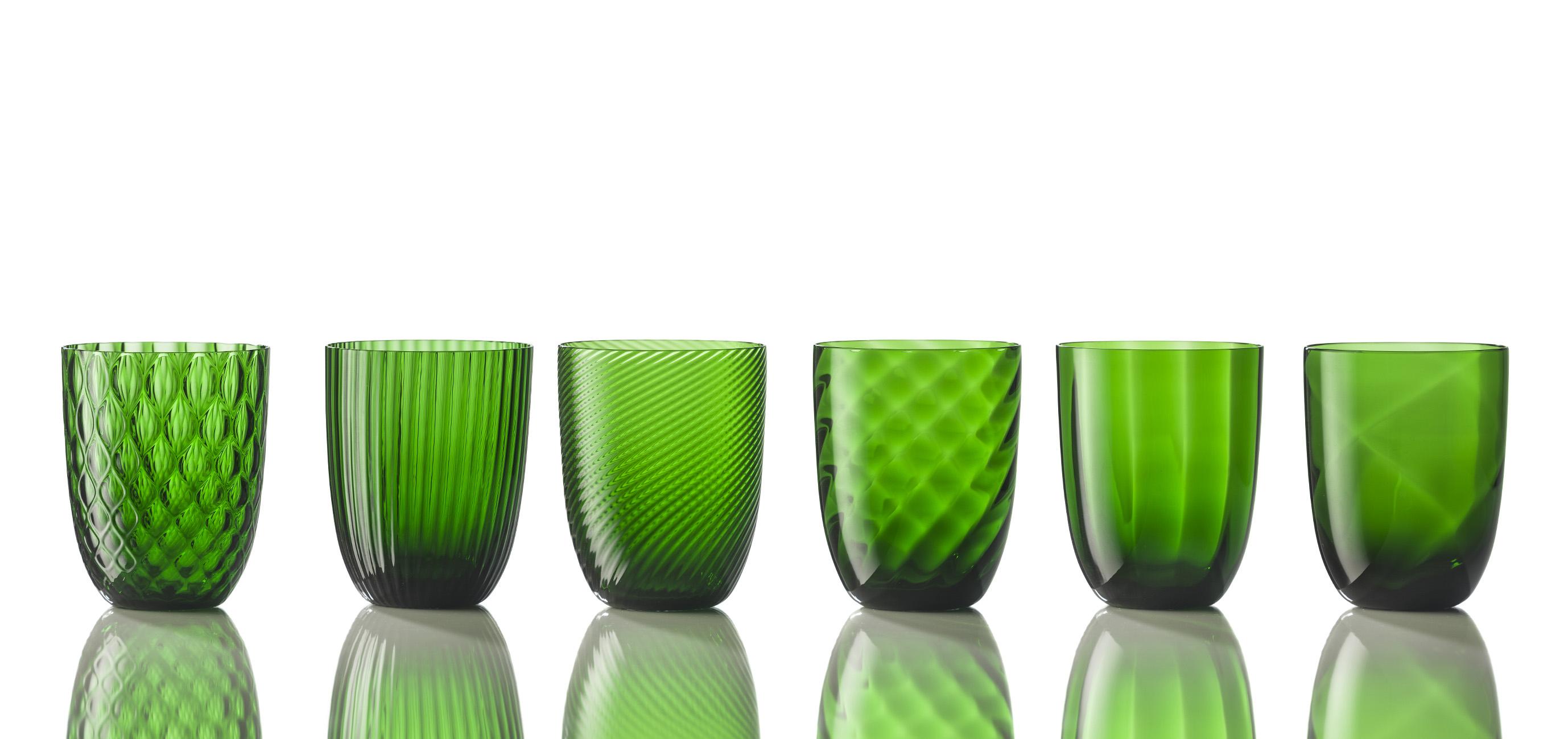 Collezione Idra Colore Verde Pino