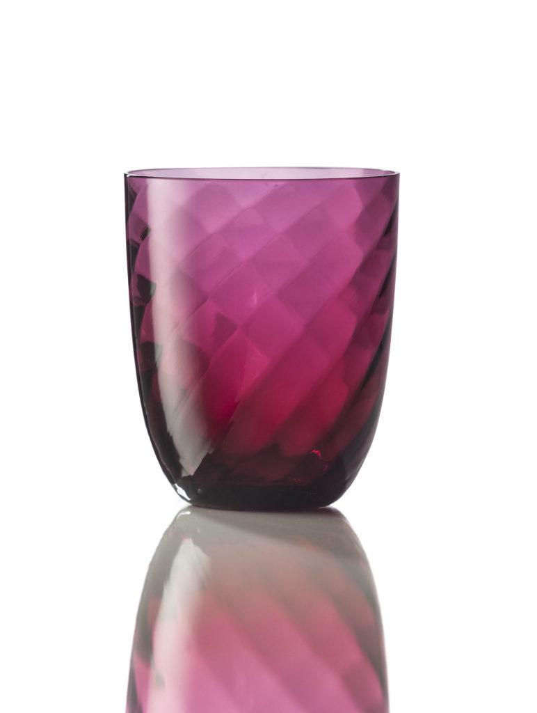 Bicchiere Ottico Torsè Rubino
