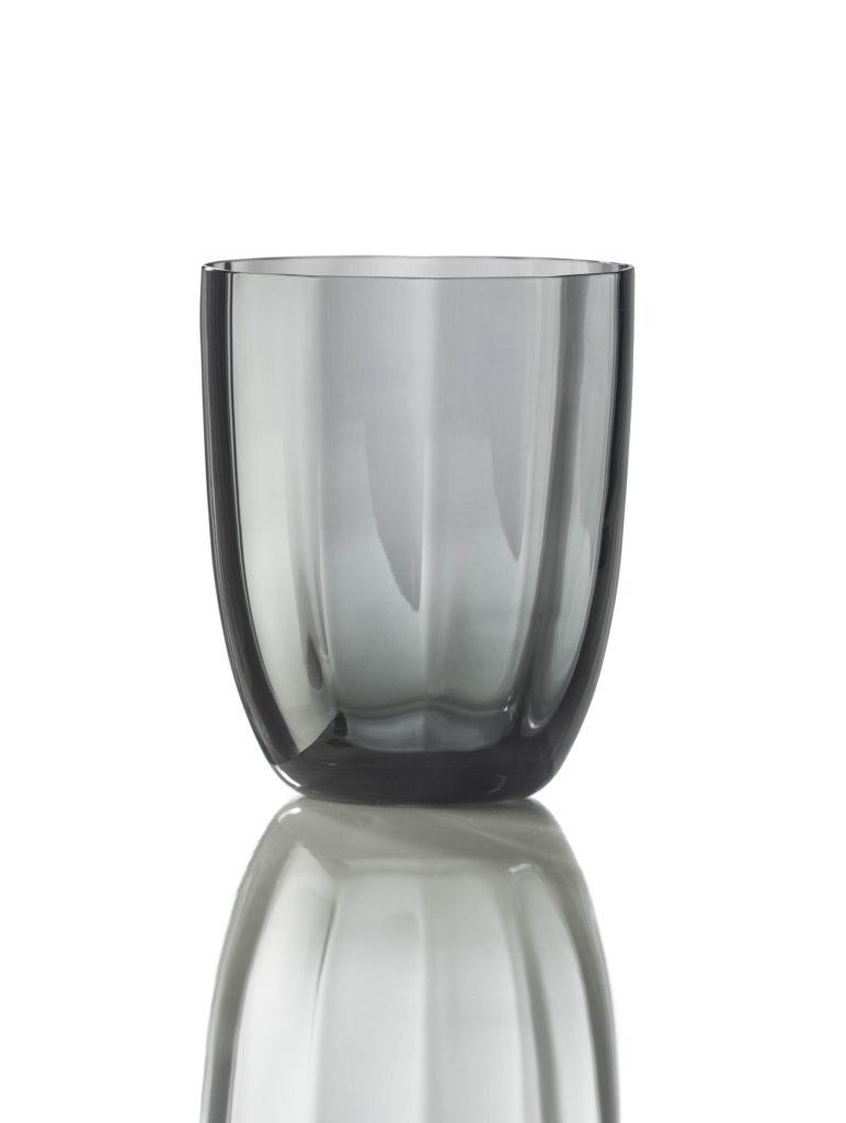 Bicchiere Idra Ottico Grigio