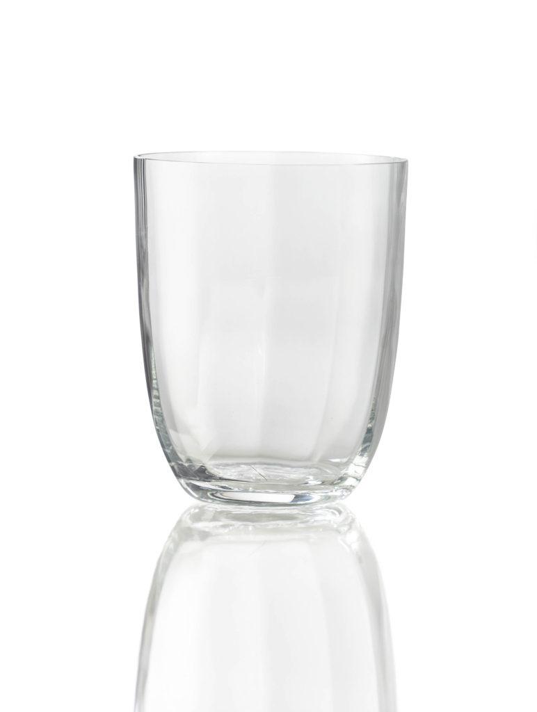 Bicchiere Idra Ottico Trasparente