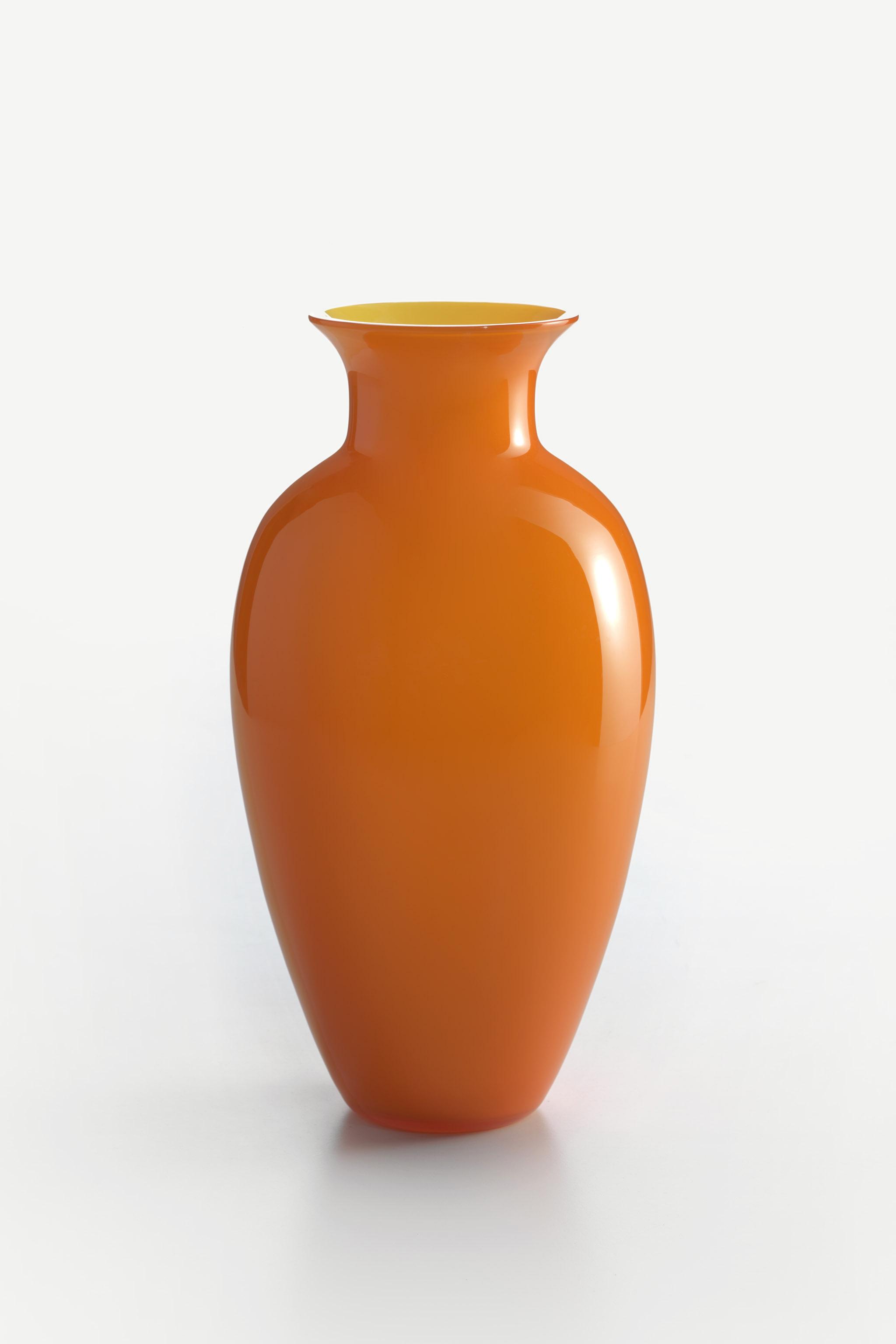 Vaso Antares Medio Arancio 0010