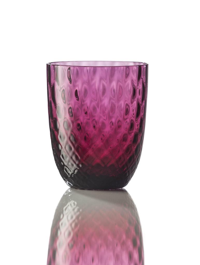 Bicchiere Idra Balloton Rubino