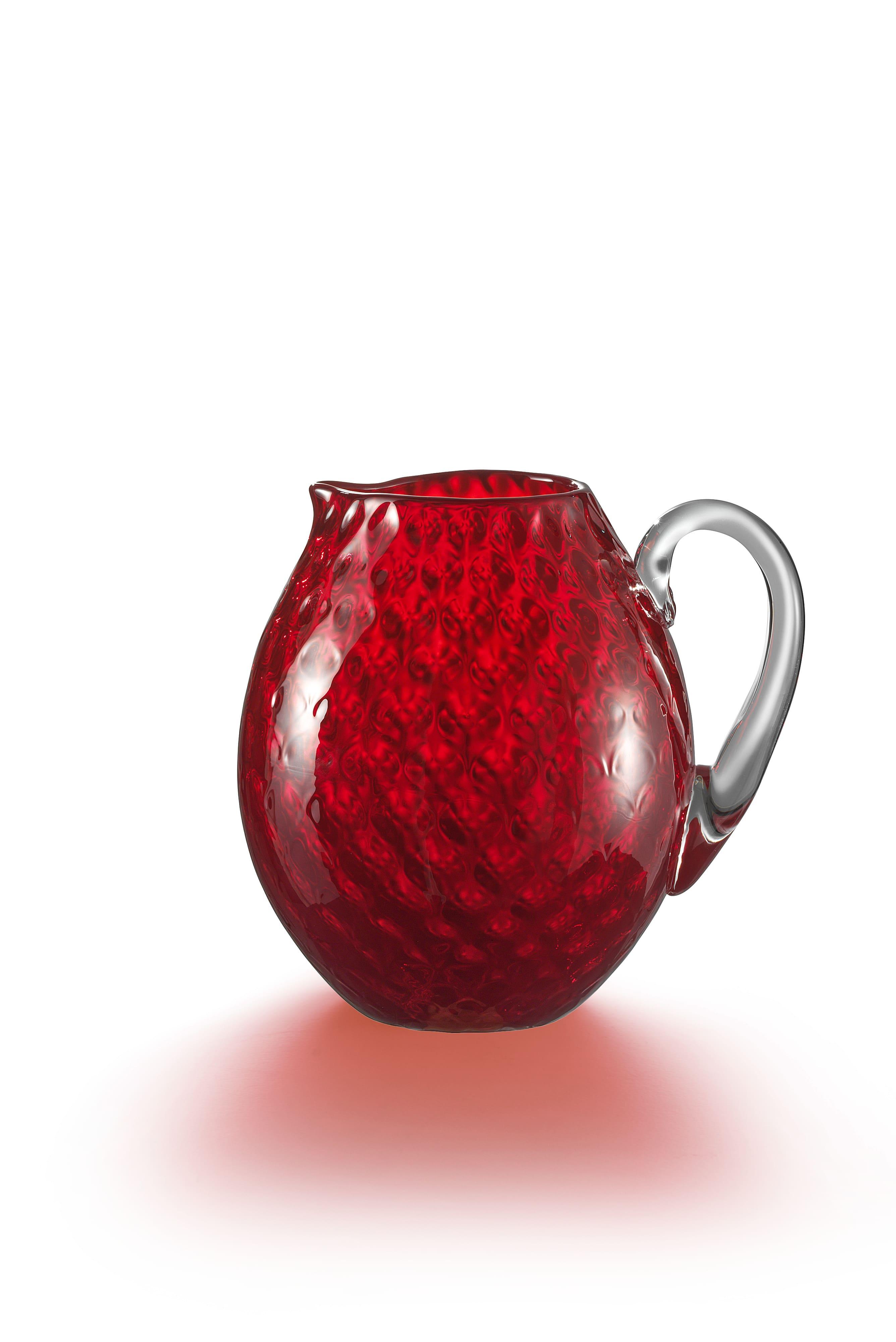 Caraffa Idra Rosso