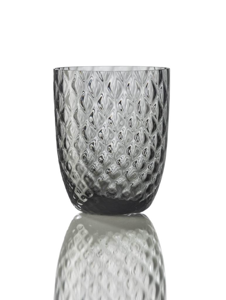 Bicchiere Idra Balloton Grigio