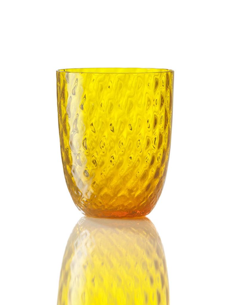 Bicchiere Idra Balloton Giallo